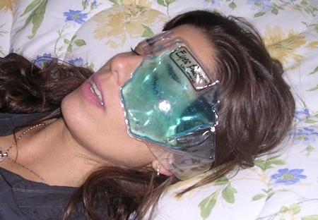 Eyes Pack Unilateral Medical Grade Eye Compress For Post