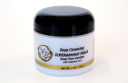 DEEP CLEANSING MASK WITH ICHTHAMMOL