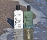 Seaweed Shampoo & Conditioner  With 100% Pure Seaweed & Botanicals Enriched Blend